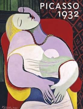 affiche 1932 Picasso